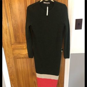 ASOS new with tags knit sweater dress sz 10
